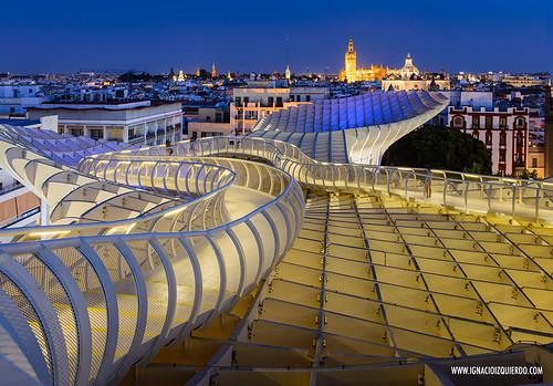 Sevilla - Metrosol Parasol 04