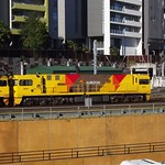 Aurizon Rail 2825