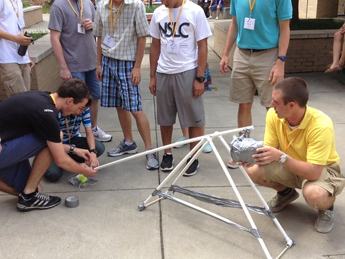 Trebuchets - NSLC at Georgia Tech