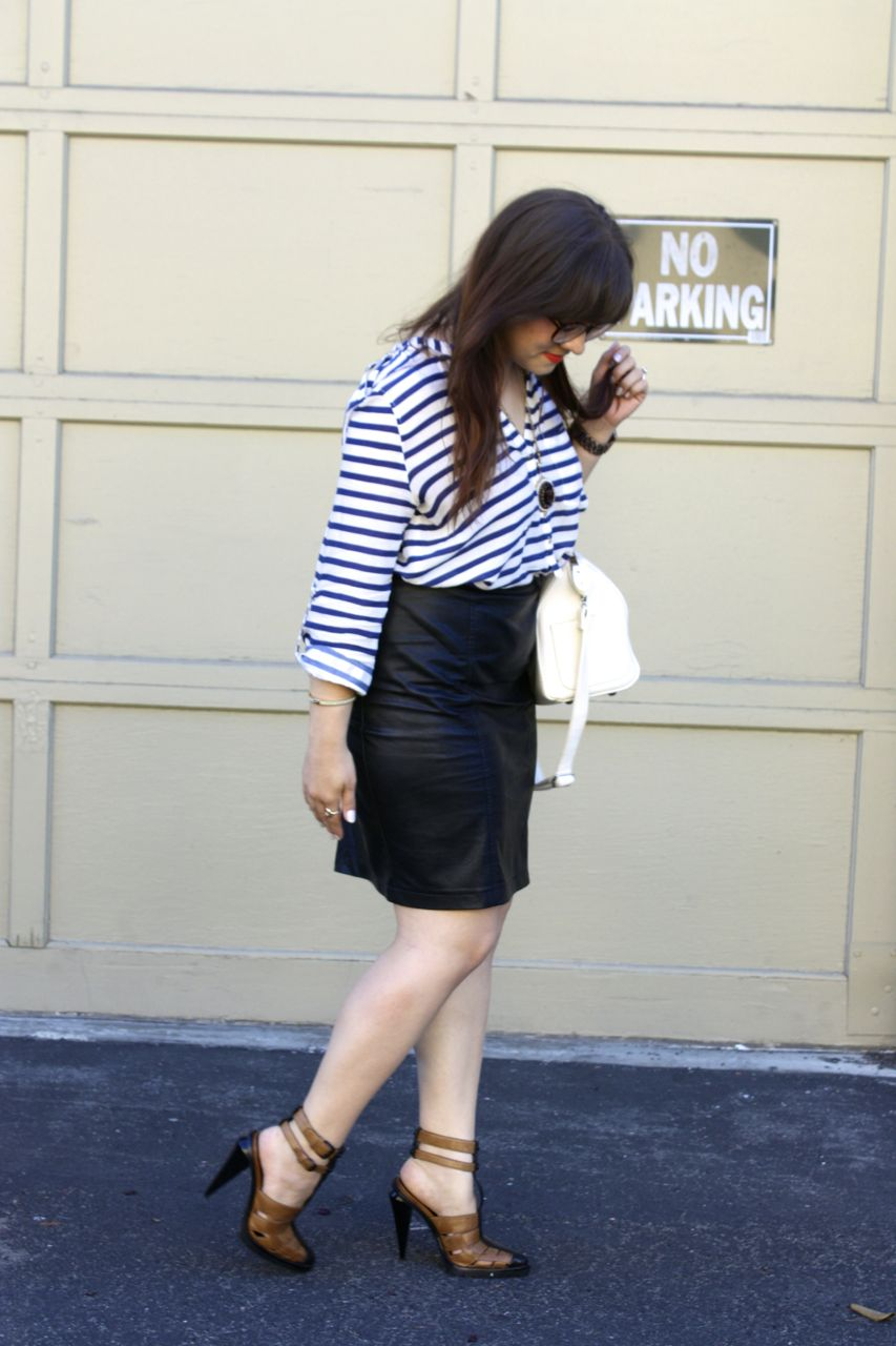 Stripes & Leather