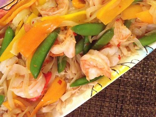 Shanghai shrimp