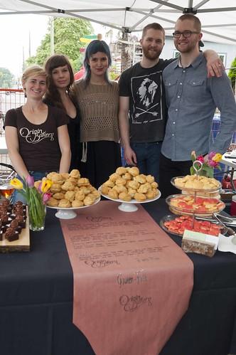Origin Gluten-free Bakery Team