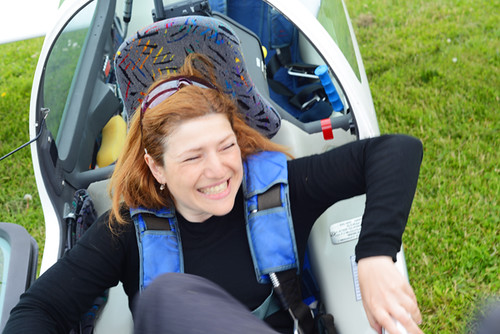 """Like Getting Out of a Bathtub,"" Ulster Gliding Centre"