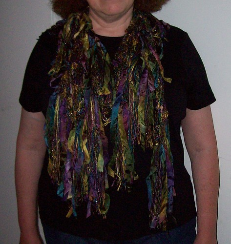 scarf from fineena