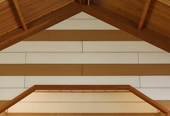 plywood, attic, wood, room, wood stain, ceiling, beam, hardwood,