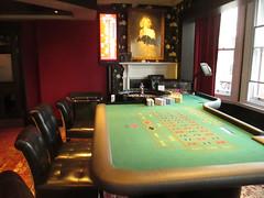 building, room, recreation room, games, gambling, casino,
