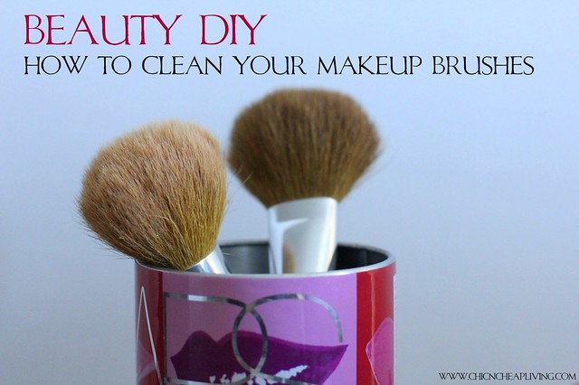 Brushes in NARS for Warhol can close up- by Chic n Cheap Living