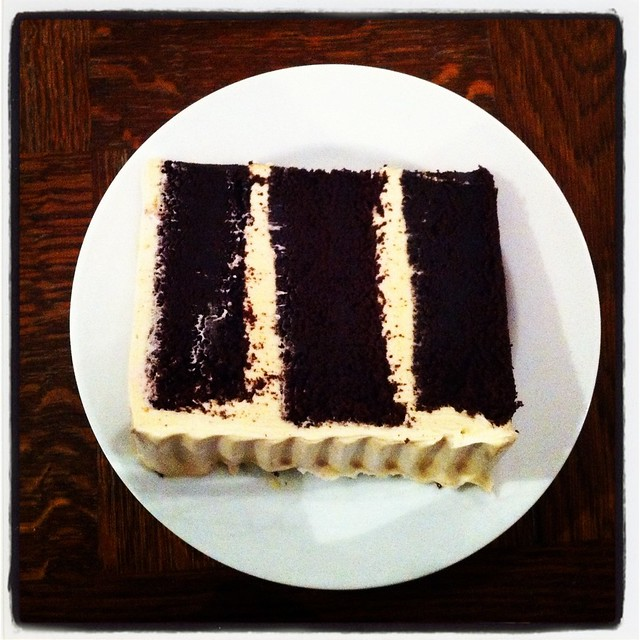 bolo de chocolate de paris