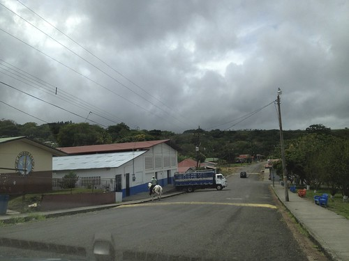 Just an everyday life in another small town in the middle of Costa Rica