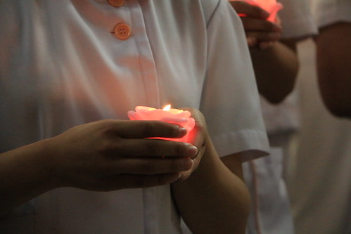 oath with candle Canon EOS 70D