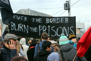 Imagen de Burns. refugee rally protest australia melbourne victoria asylumseeker