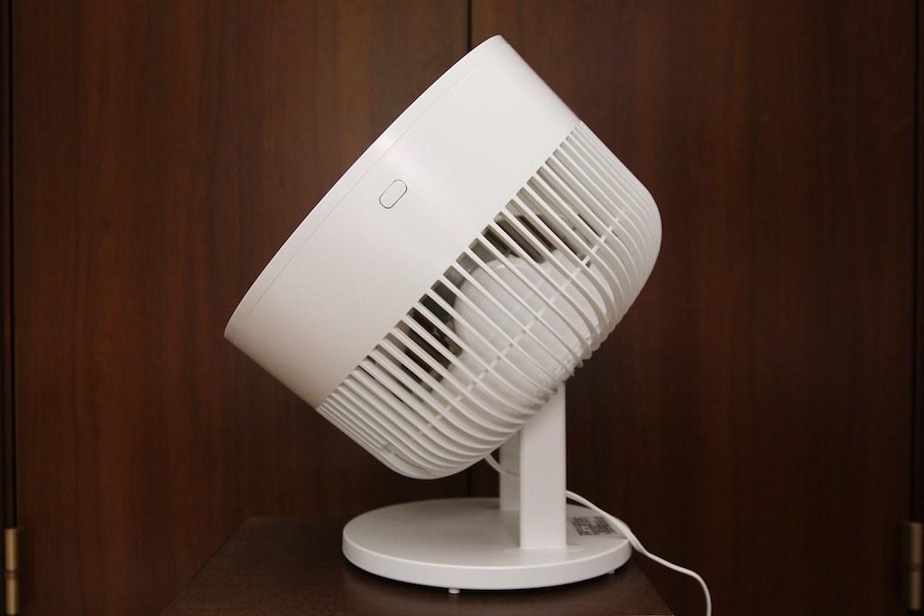 無印良品 サーキュレーター(低騒音ファン・大風量タイプ)AT-CF26R-W