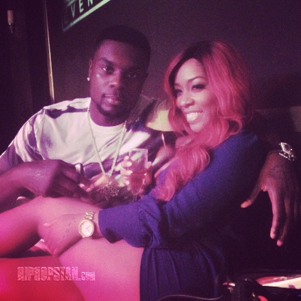 K Michelle and stephenson lance  (2)