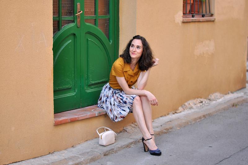 mustard Silvia Balmaseda