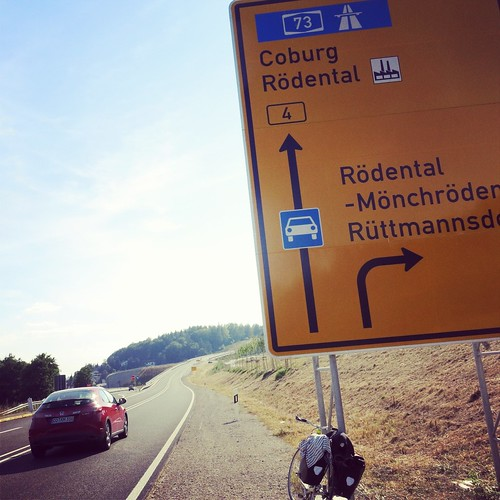 DAY 6: Bad Staffelstein to Nuremberg