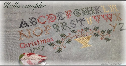 Holly Sampler