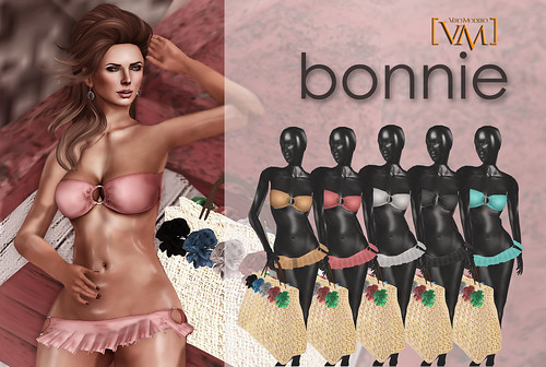 [VM] VERO MODERO Bonnie Bikinies All Pattern