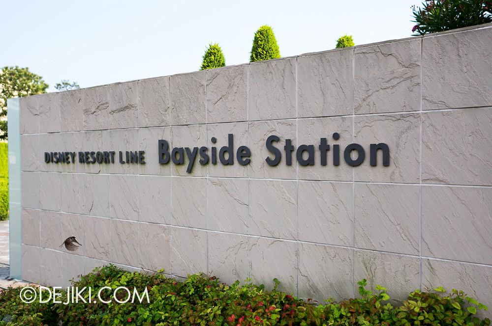 Tokyo Disney Resort - Disney Resort Line Bayside Station
