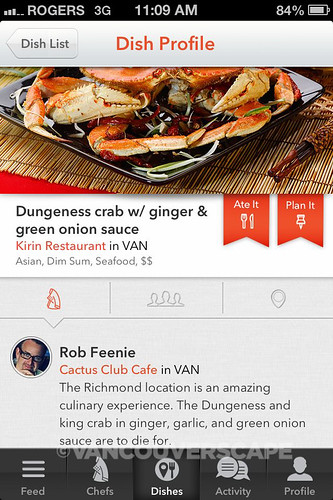 Chefs Feed iPhone App-8