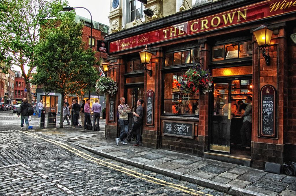 Walking in Covent Garden, London July 2013 (Londyn)