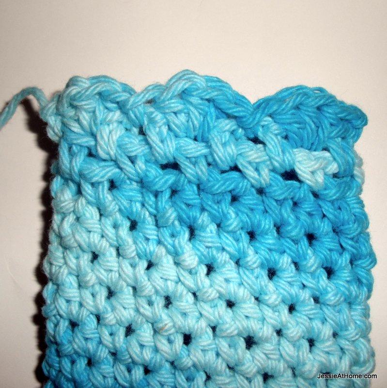Soap-Bag-Boarder-Spa-Set-Free-Crochet-Pattern