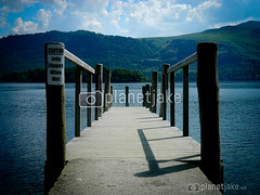 Jetty - Lake District