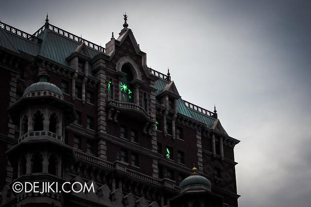 Tokyo DisneySea - Tower of Terror / Darkness descends
