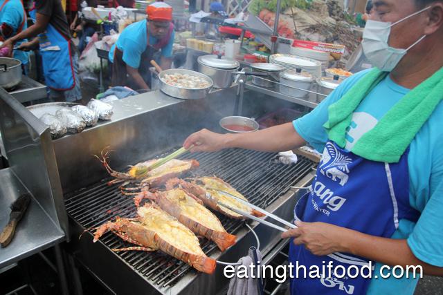 Lung Ja Seafood Restaurant (ร้านลุงจ่า)