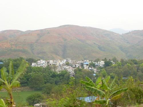 Yunnan13-Yuanyang-Kunming-Route (30)
