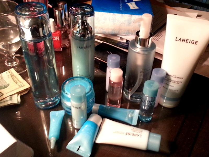 Laneige products