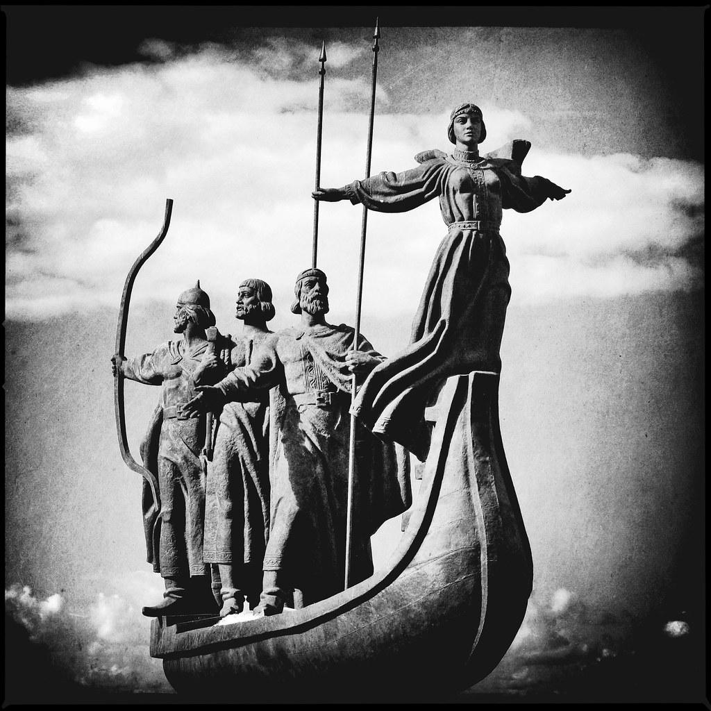 ������������ ����� (Founders Of Kiev)