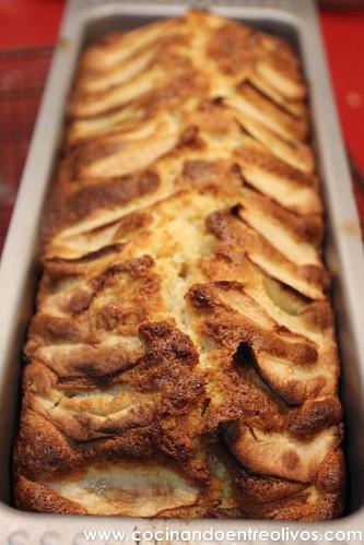 Bizcocho de manzana www.cocinandoentreolivos (21)