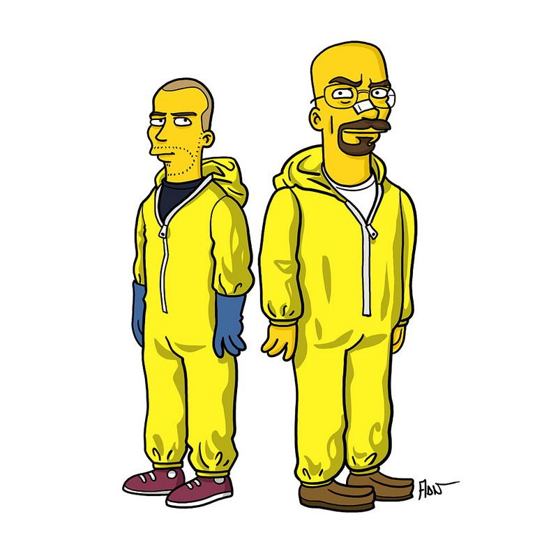 Jesse & Walter