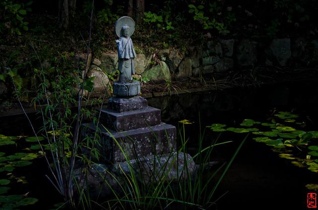 「光」 石峯寺 - 兵庫