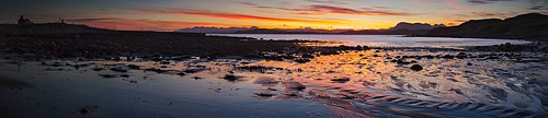 sky panorama beach water clouds sunrise reflections eos scotland northwest unitedkingdom places shore atmospheric gloaming lochinver assynt quinaig otherkeywords eos7d sunsetsandsunrisesgold cloudsstormssunsetssunrises culkeinstoer andrewmcgavin culkeinsept2013