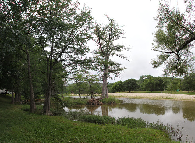 By the River RV Pond
