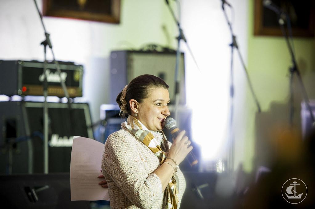 31 октября 2013, Благотворительный вечер БФ «Диакония»