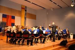 Brassbandfestivalen 2012 - ÅYBB - Åsenhöga Youth Brass Band. Dirigent: Olof Forsberg