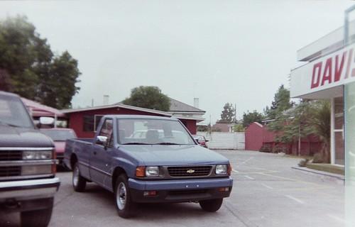 Chevrolet Pickup 1992