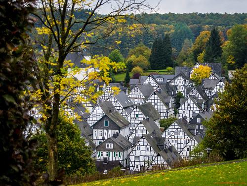 Freudenberg, Alter Flecken