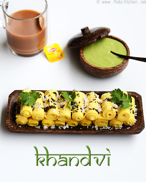 Khandvi recipe how to make khandvi raks kitchen technorati tags khandvi recipekhandvi step by stepkhandvieasy snacks indian party starter recipesindian snacks recipes forumfinder Image collections