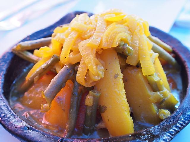 今日午餐-羊肉塔吉鍋
