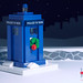 Build-it-Yourself 2013: A Peculiar Police Box by powerpig