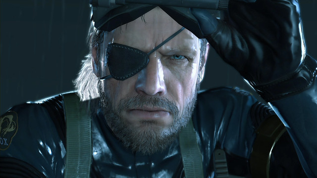 Metal Gear Solid V: Ground Zeroes on PS4