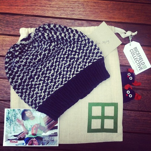 My prize from the #k4lawards #knit4life Instagram competition