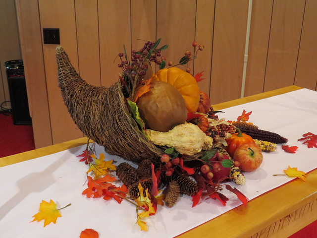 Cornucopia from Flickr via Wylio