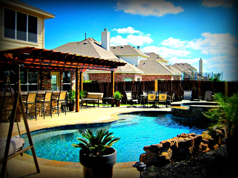 Free custom swimming pool quote puryear custom pools dallas fort worth pool builder and for Fort worth swimming pool builders