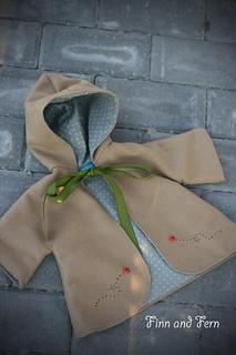 Wool Doll Coat