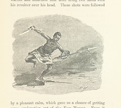 """British Library digitised image from page 75 of """"The Unknown Horn of Africa ... Second edition, containing the narrative portion and notes only. With an obituary notice by J. A. & W. D. James"""""""