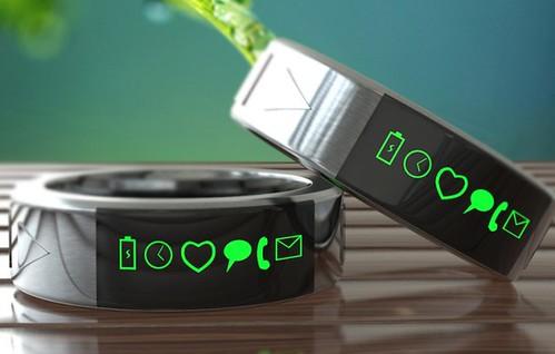 Smarty Ring – смартфон на пальце